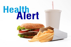 Fast food super sizes health risks
