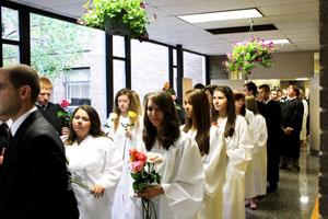 Class of 2011 graduates