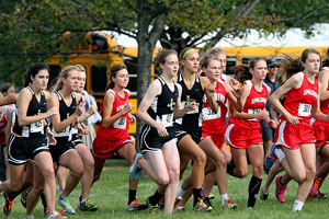 Women's cross country team projected to dominate