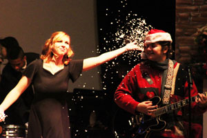 Music department brings Christmas cheer in Christmas concert, prayer service