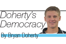 Doherty's Democracy: Common sense gun laws shouldn't be attacked