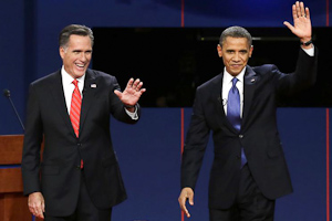 Obama defeats Romney for presidency