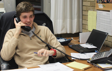 Phonathon raises money for senior class, JC community