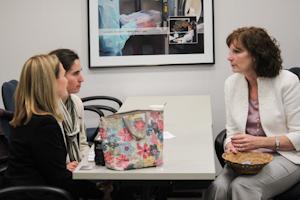 STEM women inspire students at Battelle