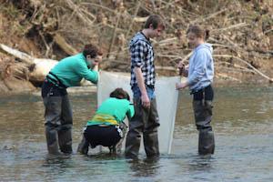 AP Environmental Class Field Trip
