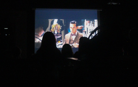 """Film club kicks off new season with showing of """"Great Gatsby"""""""
