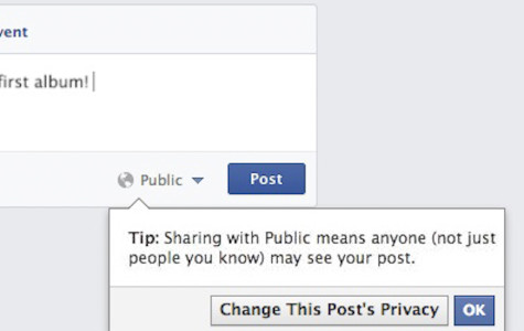 Facebook policy enables public posting for teens
