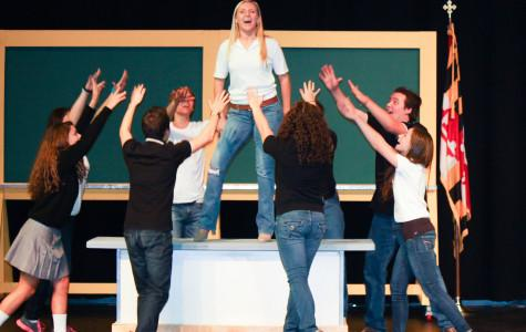 Godspell's individuality challenges cast members