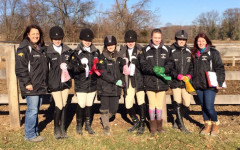 Equestrian team qualifies for regionals
