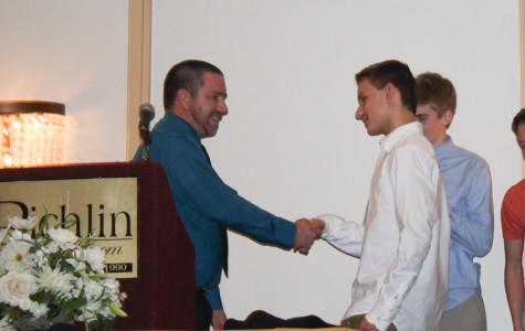 Sports banquet moves to Richlin Ballroom