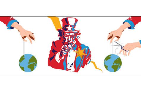 Patriot Debate: U.S. involvement in foreign affairs