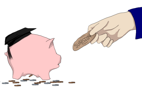 Patriot Debate: U.S. government subsidies for college education