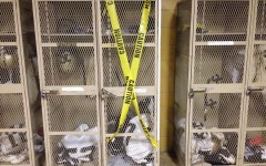 Athletes, administration baffled by locker room thefts