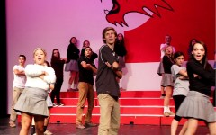 Students look forward to High School Musical