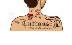 Tattoos: what JC thinks of ink