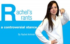 Rachel's Rant: Don't accept harassment as normal
