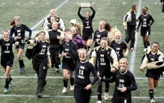 Field hockey claims title