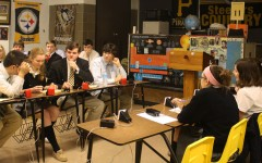 Academic Team achieves victory