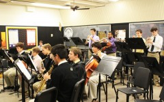 Jazz Band prepares for fundraiser for renovations
