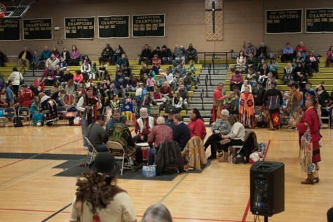 Pow Wow spreads Native American culture