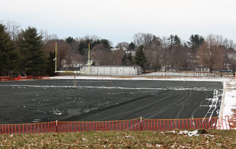 Sports Update: Turf fields near completion