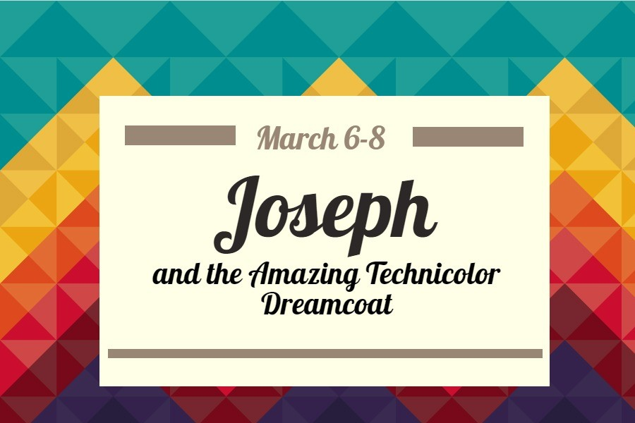 %22Joseph+and+the+Amazing+Technicolor+Dreamcoat%22+was+performed+March+6+to+8%2C+with+two+matinees+on+March+9.+Entirely+sung%2C+the+show+tells+the+Biblical+story+of+Joseph+and+his+11+brothers.
