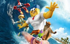 Movie Magic: SpongeBob splashes into theaters