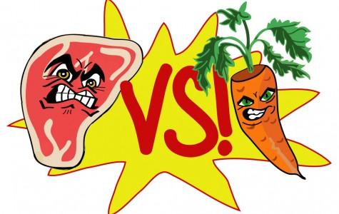 Patriot Debate: Vegetarianism