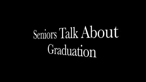 Seniors show feelings about graduation