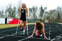 Women's track stars' injuries impede seasons