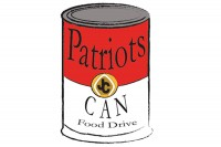 "Patriots ""CAN"" change lives"