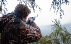 Hunting provides positive gun use