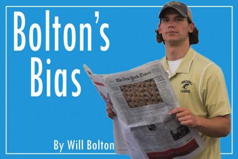Bolton's Bias: Feminist die-hards hijack progress