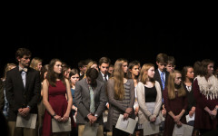 Week in Pictures: NHS inductions, Santa letters, Door Decorating, and the Christmas Bazaar