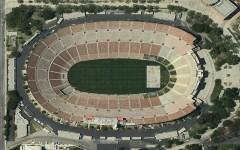 NFL football returns to Los Angeles