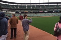 Field trips teach students outside the confines of the classroom