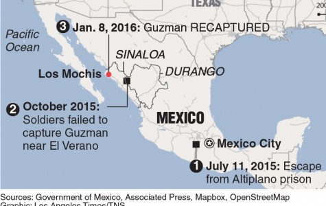 El Chapo apprehended again