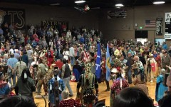 Report Card:  Powwow stuns students, Silent Library hinders studies, 10-minute break ended