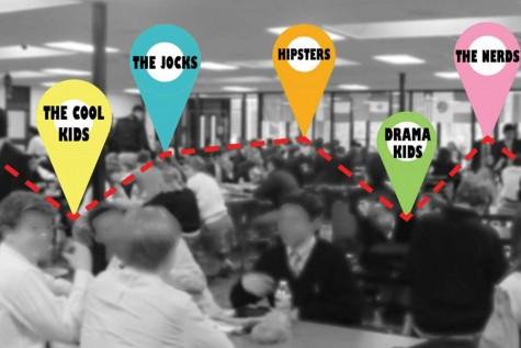 Navigating through cliques