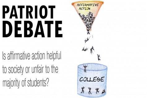 Patriot Debate: Affirmative action