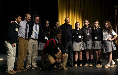 Lessons of the Shoah enlightens students
