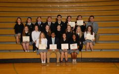 The Patriot recieves CSPA Awards