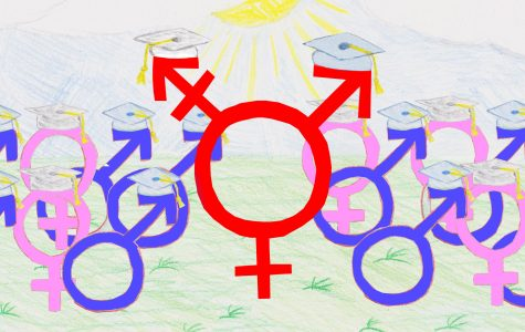 Schools discuss gender-neutral graduation gowns