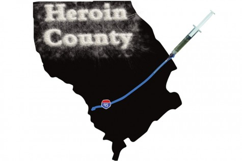 Heroin overpowers Harford County