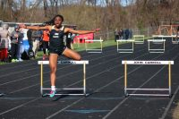 Women's track and field