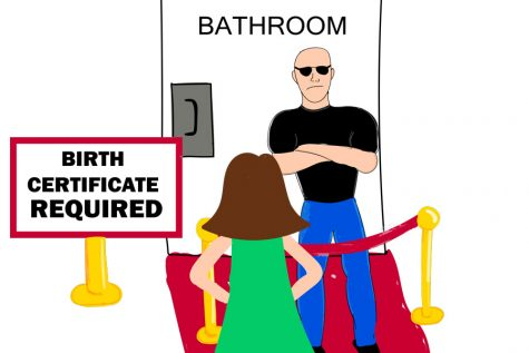 Bathroom Bill HB2 exemplifies stupidity