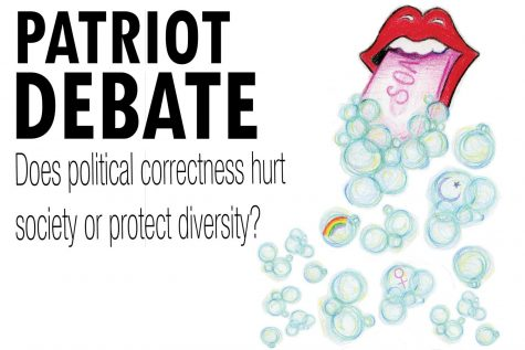 Patriot Debate: Political correctness