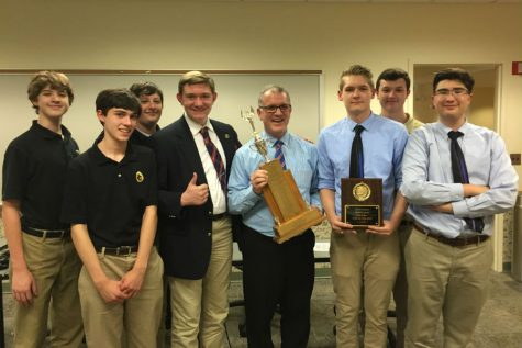 Academic Team wins champsionship