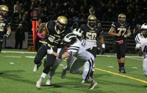 Junior running back named best in Maryland