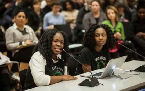 Prestigious high school under scrutiny for alleged racial comments